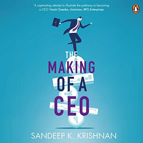 Couverture de Making of a CEO