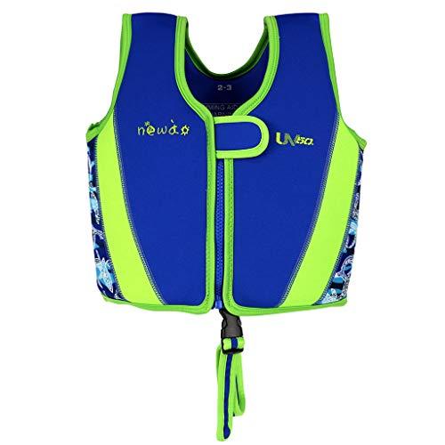 Kids Swim Trainer Vests Boys Girls Floating...