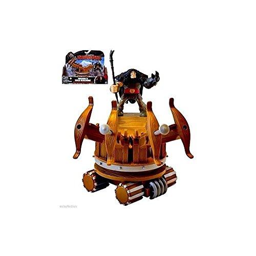 Spin master - DRAGONS Figurine Dragon Et Son Dresseur Dragons Spin Drago & War Machine