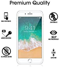 iPhone SE 2020 iPhone 7/8 Tempered Glass Screen Protector[2Pack] (iPhone 7/8)