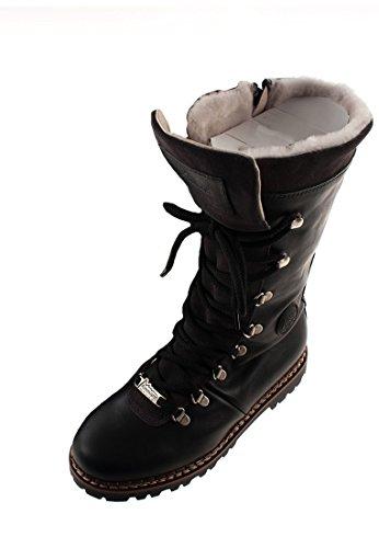 Ammann Stiefel Malix, Größe:38, Farben:Schwarz(8093)