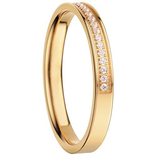 Bering Damen-Ringe Edelstahl mit Ringgröße 67 (21.3) 576-27-101