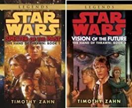 Star Wars Hand of Thrawn Duology, 2 Book Set: Vision of the Future, Specter of the Past