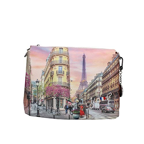 YNOT Borsa instant tracolla piccola YES-399S0 paris spring