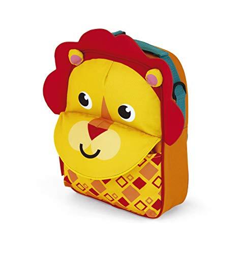 Fisher-Price Sac à dos Lion 3D Multicolore