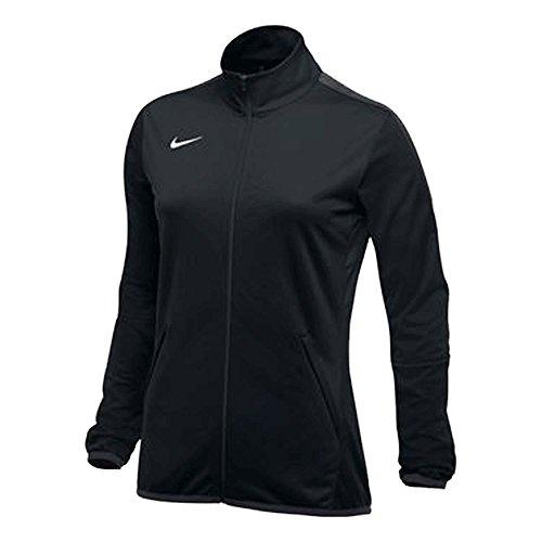 Nike Womens Epic Jacket Team Black/Team Anthracite/White Size M