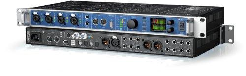 RME FIREFACE UFX - Amplificador de Audio (100-240 V, 50-60 Hz, 30 W, 560 x 110 x 320 mm, 7 kg)