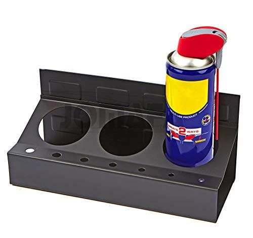 Soporte Magnético para Spray, Botes destornilladores para carro de herramientas