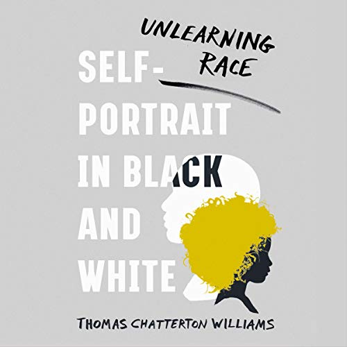 Self-Portrait in Black and White audiobook cover art
