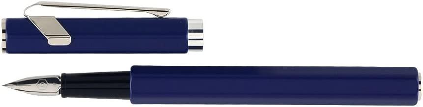 Caran d'Ache 849 Fountain Pen Sapphire Nib EF