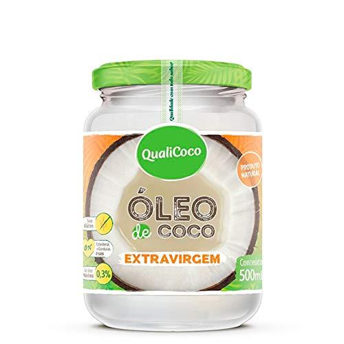 Oleo Coco Extravirgem 500ml