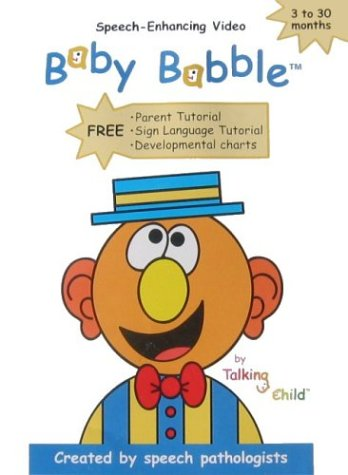 Baby Babble DVD