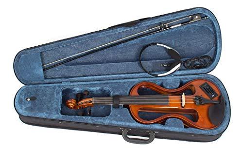Violino Elettrico höfner hoefner Hofner AS-160e Set 4/4incl. Portafoglio + accessori