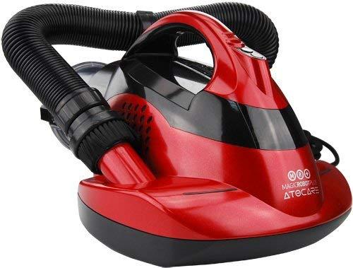 Magicrobotplus Atocare Aspirador de mano ciclónico, 600 W, Rojo