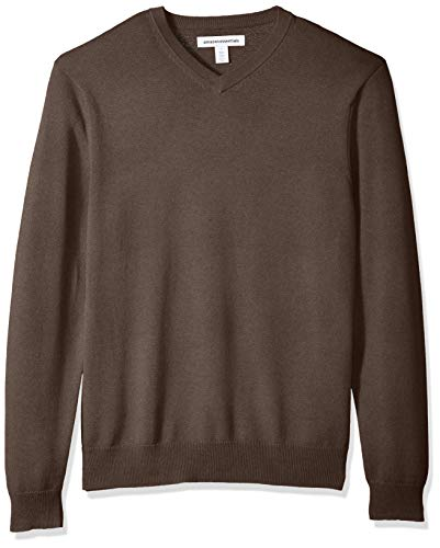 Men Brown Sweaters
