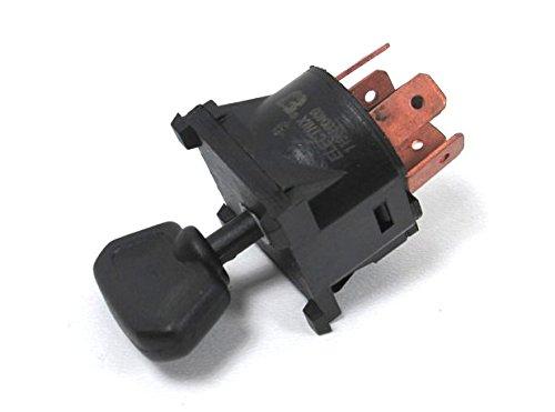 Gebläse Schalter Heizung Lüftung Drehschalter Gebläseschalter 1196800400