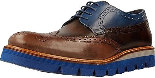 SERGIO SERRANO Kleid Schuhe Herren, Farbe Braun, Marke, Modell Kleid Schuhe Herren 69110 Braun