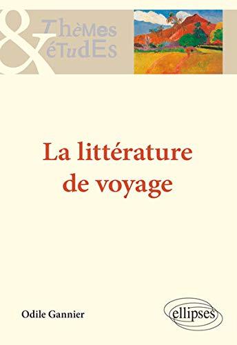 La Littérature du Voyage