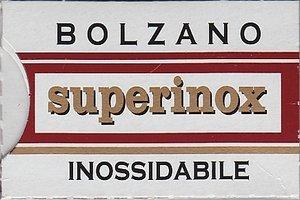 5 lamette Bolzano Superinox Inossidabile (1 pacchetto)