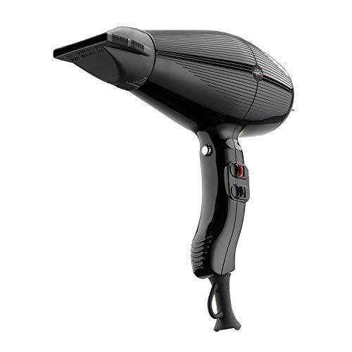 Gamma+ Aria Hair Dryer, Black