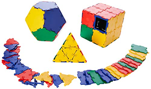 Polydron 10-3005 Basic Set Pack de 164