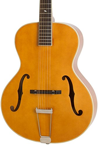Epiphone ETZ2VNNH1 Hollow-Body Electric Guitar, Vintage Natural