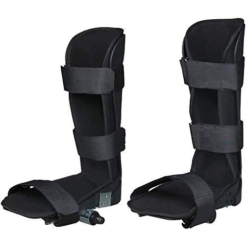 Massage-AED Ladder Soporte para Piernas para Mini Bicicleta Estática Eléctrica Motorizada/ejercitador De Pedales,Pedal De Bicicleta, Fisioterapia Electrónica Y Entrenador Motorizado