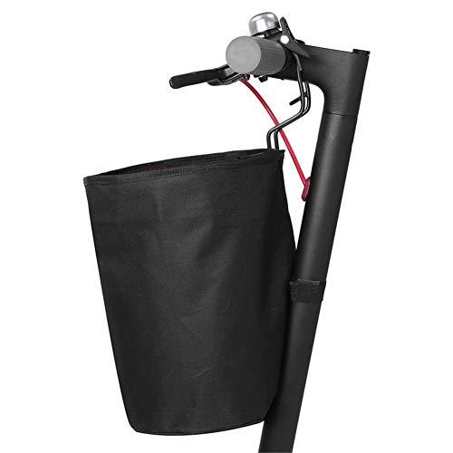 GyfHMY Fietsmand, houder voor ophangen, voor fiets, opvouwbaar, waterdicht, met afneembare handgrepen, transporttassen voor elektrische scooter, voor hondendrager, fiets