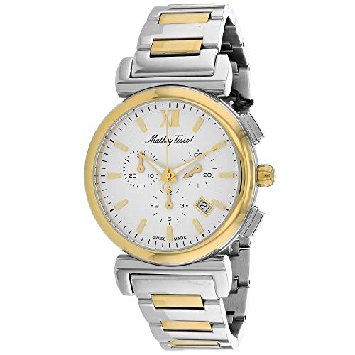 Mathey-Tissot - Reloj cronógrafo Elegante para Hombre H410CHBI
