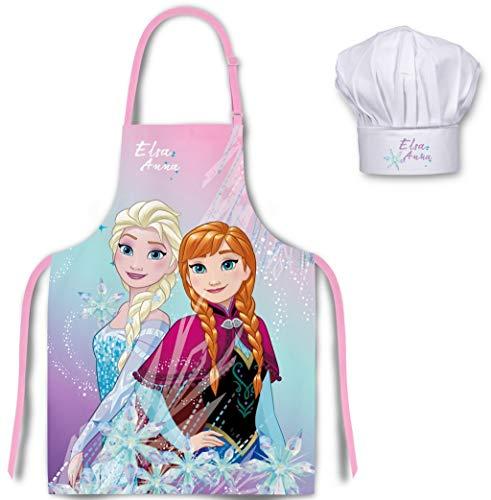 Kochschürzen Set ** Lila gestreift ** Minnie Mouse Kochschürze