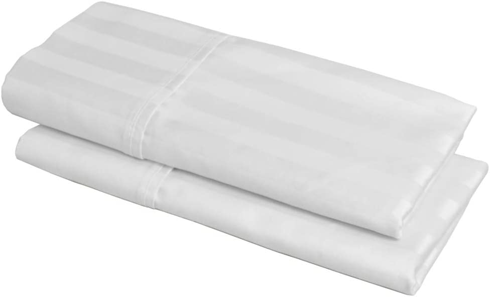 100% Egyptian Cotton 540 Thread Count King Size Pack Outlet SALE Striped 2 Los Angeles Mall