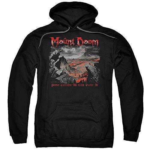 Lord of The Rings Power Corrupts Hoodie, Sweatshirt or Long Sleeve Tee Black