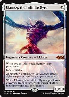 Magic: The Gathering - Ulamog, The Infinite Gyre - Ultimate Masters - Mythic