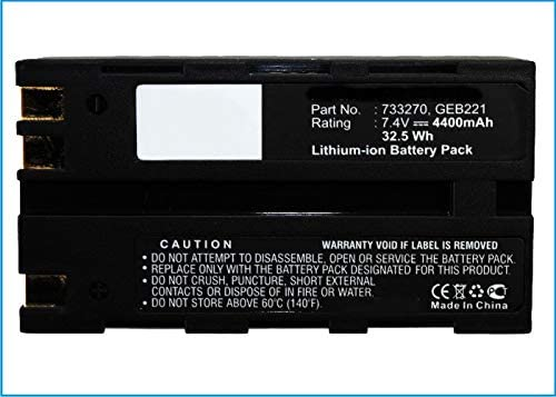 Synergy Digital Max 80% OFF Equipment Battery Cash special price Works Equip ZBA200 Leica with
