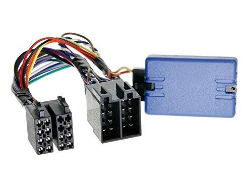 LFB adaptador Conexión volante radio para peugeot 206 2002-2007 Blaupunkt