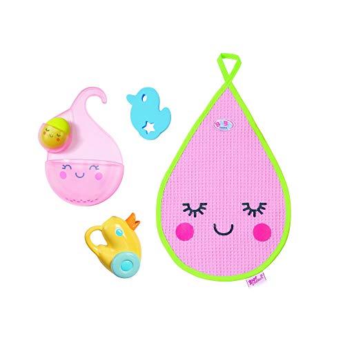 Zapf Creation 824641 BABY born Bath Bade-Accessoires Puppenzubehör