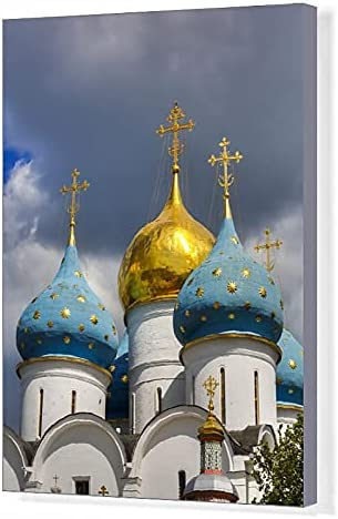 Media Storehouse 20x16 Canvas Print Max 84% OFF of security Cathedral Dormition Holy
