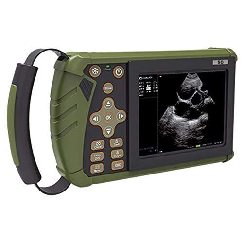 Escáner Portátil De Embarazo Veterinario Con Sonda Convexa De 3,5 Mhz Para Cerdos, Perros, Gatos, Caballos, Cabras, Camellos, Ovejas, Utilizado Para Detección De Embarazo, Inflamación Uterina, Quist