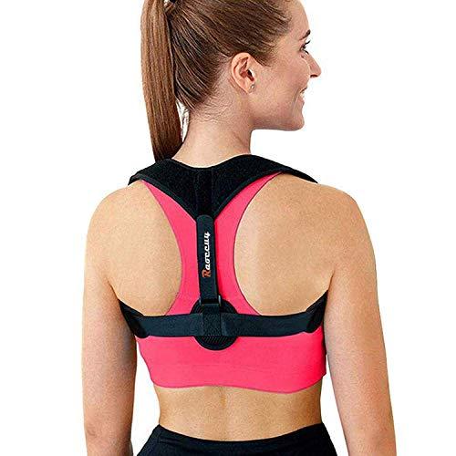 Posture corrector for Women Men - Posture Brace - Back Straightener - Upper Back Brace For Clavicle Support - Best Back Brace for Posture Under Clothes - Posture Trainer - Posture Support (Universal)