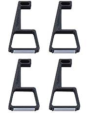 4 soportes horizontales de consola de juegos para Sony PlayStation4 PS4 Slim Pro