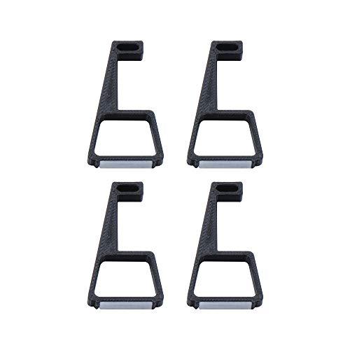 4 soportes horizontales para consola de juegos para Sony PlayStation4 PS4 Slim Pro