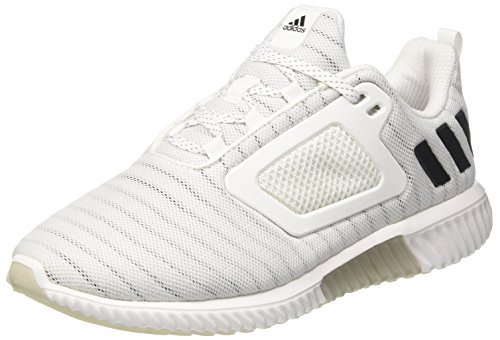 adidas Herren Climacool Laufschuhe, Weiß (Footwear White/core Black/Silver Metallic), 46 EU