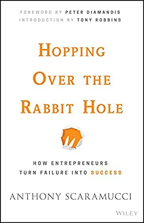 Hopping over the Rabbit Hole: How Entrepreneurs Turn Failure into Success (English Edition)