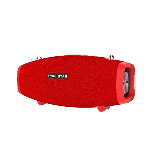Best Bargain Caiors HOPESTAR-X H1 radiocommunication Bluetooth Speaker Prominent Drums Strap Waterpr...