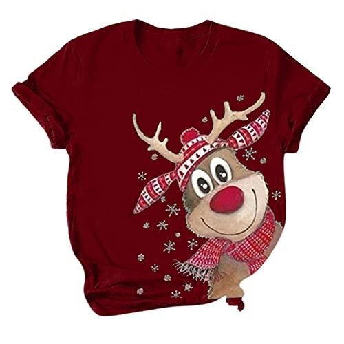 Weihnachten sommer oberteile damen sexy pullover batik damen blusen pulli dunkelgrau damen rosa longsleeve damen casual damen jojolikes pullover damen tops damen spitze tunika oberteile damen winter