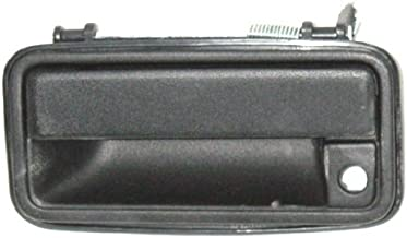 OE Replacement Chevrolet/GMC Front Driver Side Door Handle Outer (Partslink Number GM1310132)