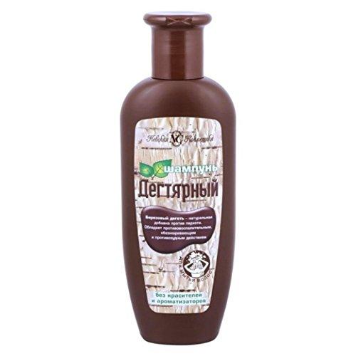 Teershampoo mit Birkenteer Extrakt 250 ml/Шампунь дегтярный 250 мл