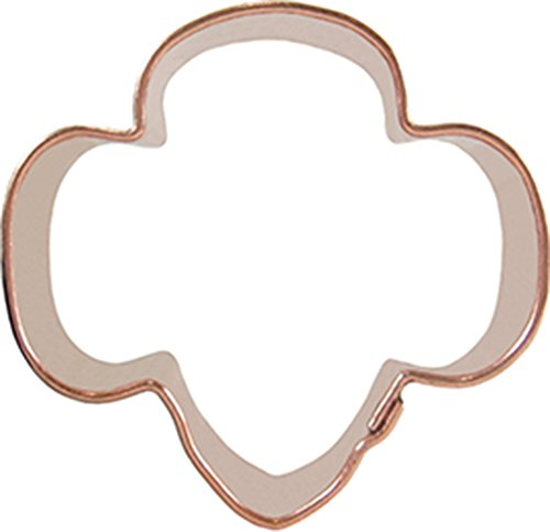 CopperGifts: Mini Trefoil Cookie Cutter