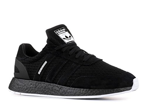 adidas Mens I-5923 NBHD Neighborhood Iniki Runner Black Fabric