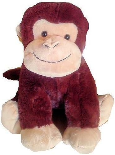 Wishpets 15  braun Monkey Plush by Wishpets